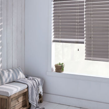 Premium Faux Wood Blind