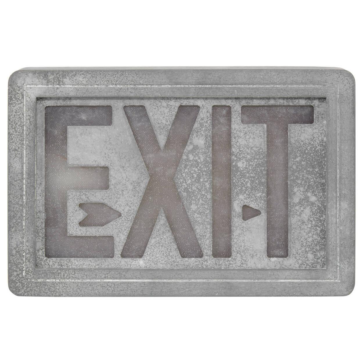 LED Decoratif Exit Sign