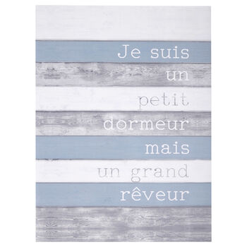 Dormeur Printed Canvas