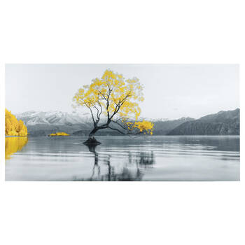 Wanaka Tree Printed Canvas
