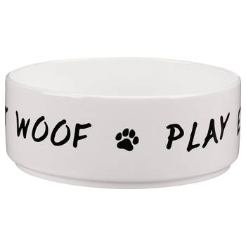 Dog Bowl Play