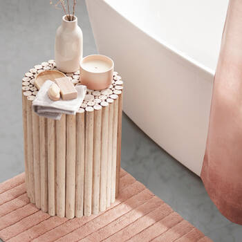 Two-Toned Ceramic Table Vase