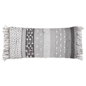 "Sheila Decorative Lumbar Pillow 12"" x 26"""