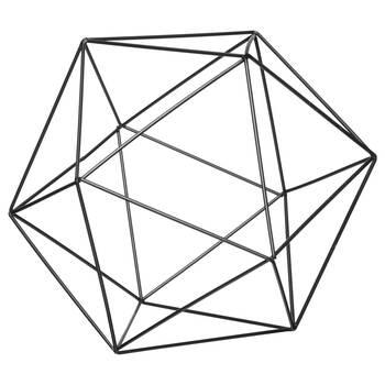 Grosse balle décorative géométrique