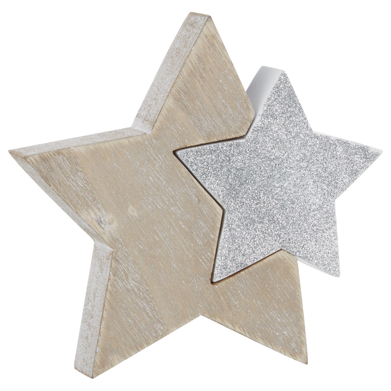 Decorative Wooden Stars