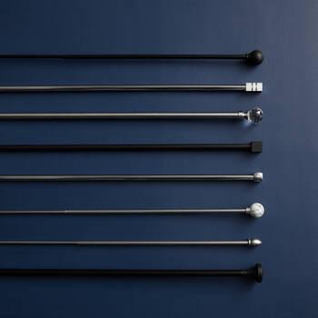 Gordon Curtain Rod Set - Diameter 25mm