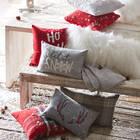 """Vilka Decorative Lumbar Pillow 13"""" X 20"""""""