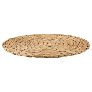 Water Hyacinth Round Placemat
