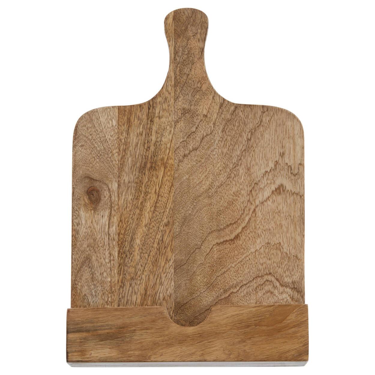 Porte livre en bois