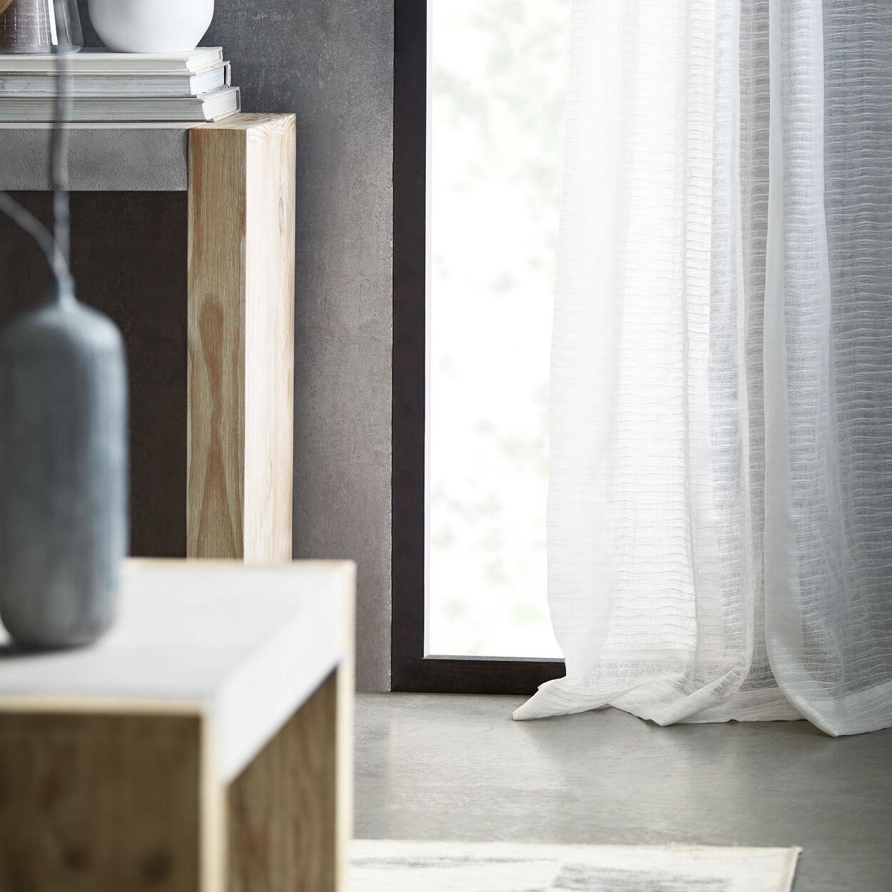 Reims Sheer Curtain