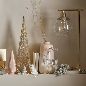 LED Decorative Gold Tree