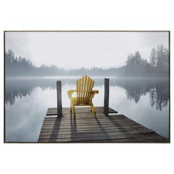 Lake Framed Art