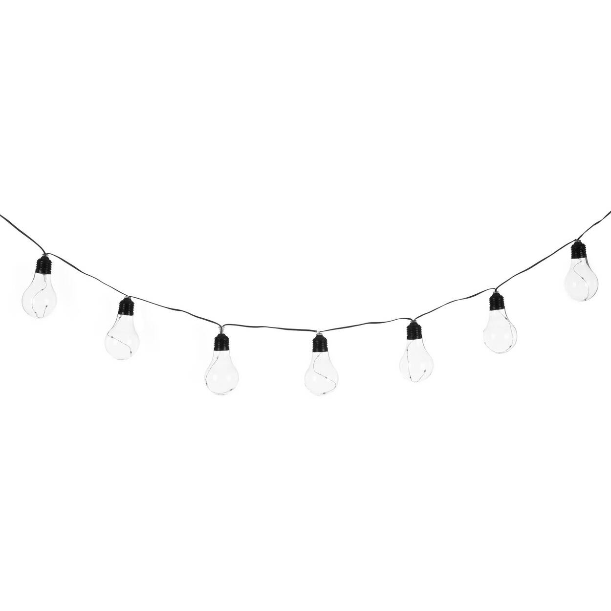Light Bulbs String Lights