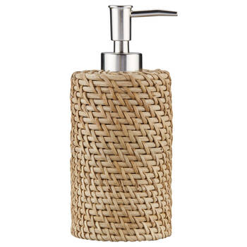 Rattan Soap Dispenser