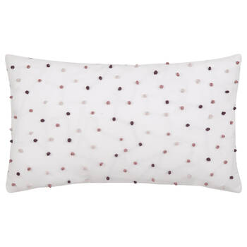 "Wendi Decorative Lumbar Pillow 12"" X 20"""
