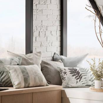 """Abi Decorative Lumbar Pillow 13"""" x 20"""""""