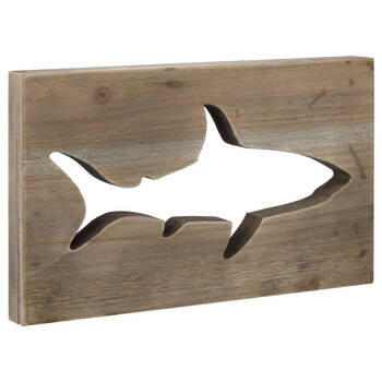 Decorative Shark Cutout