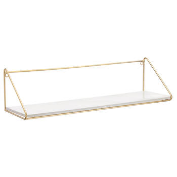 Gold Wire Shelf