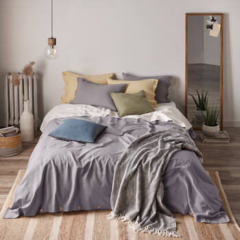 Tabetha Collection - 3-Piece Duvet Cover Set