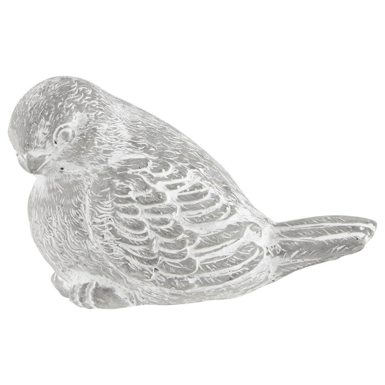 Decorative Cement Bird