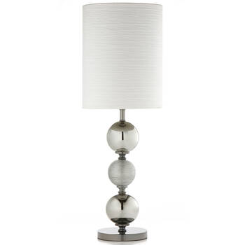 Table Lamp with Paper Shade