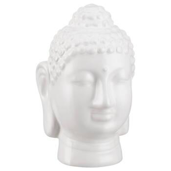 Ceramic Buddha Head Statue