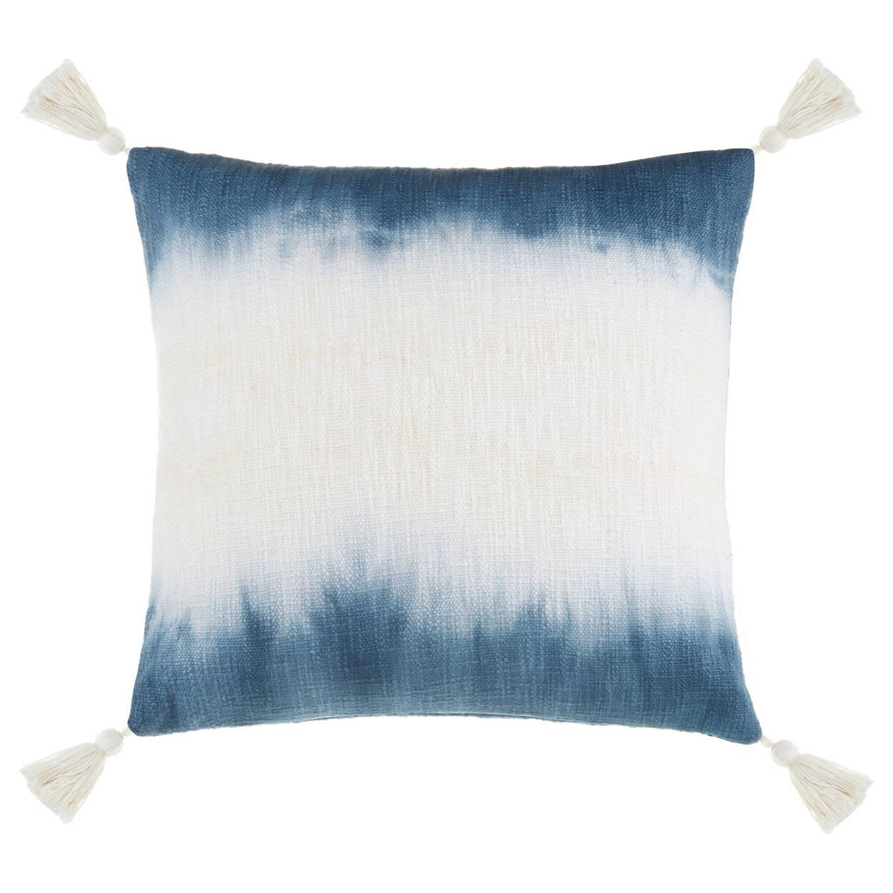 "Judy Tie-Dye Decorative Pillow 19"" x 19"""