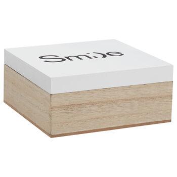 Smile Decorative Box