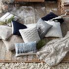 """Frost Faux Fur Decorative Pillow 20"""" X 20"""""""