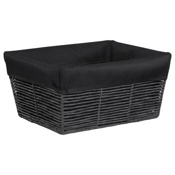 Storage Basket with Lining