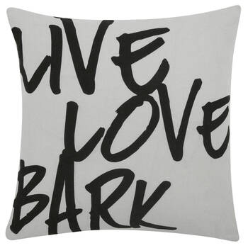 "Bark Decorative Pillow Cover 18"" X 18"""
