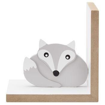Fox Bookend
