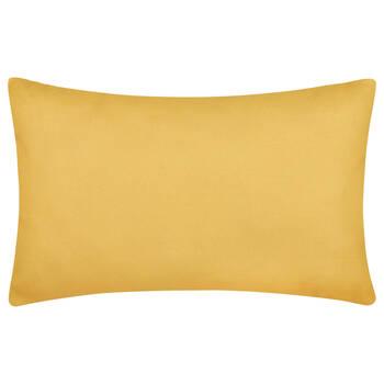 "Water-Repellent Decorative Lumbar Pillow 13"" X 20"""