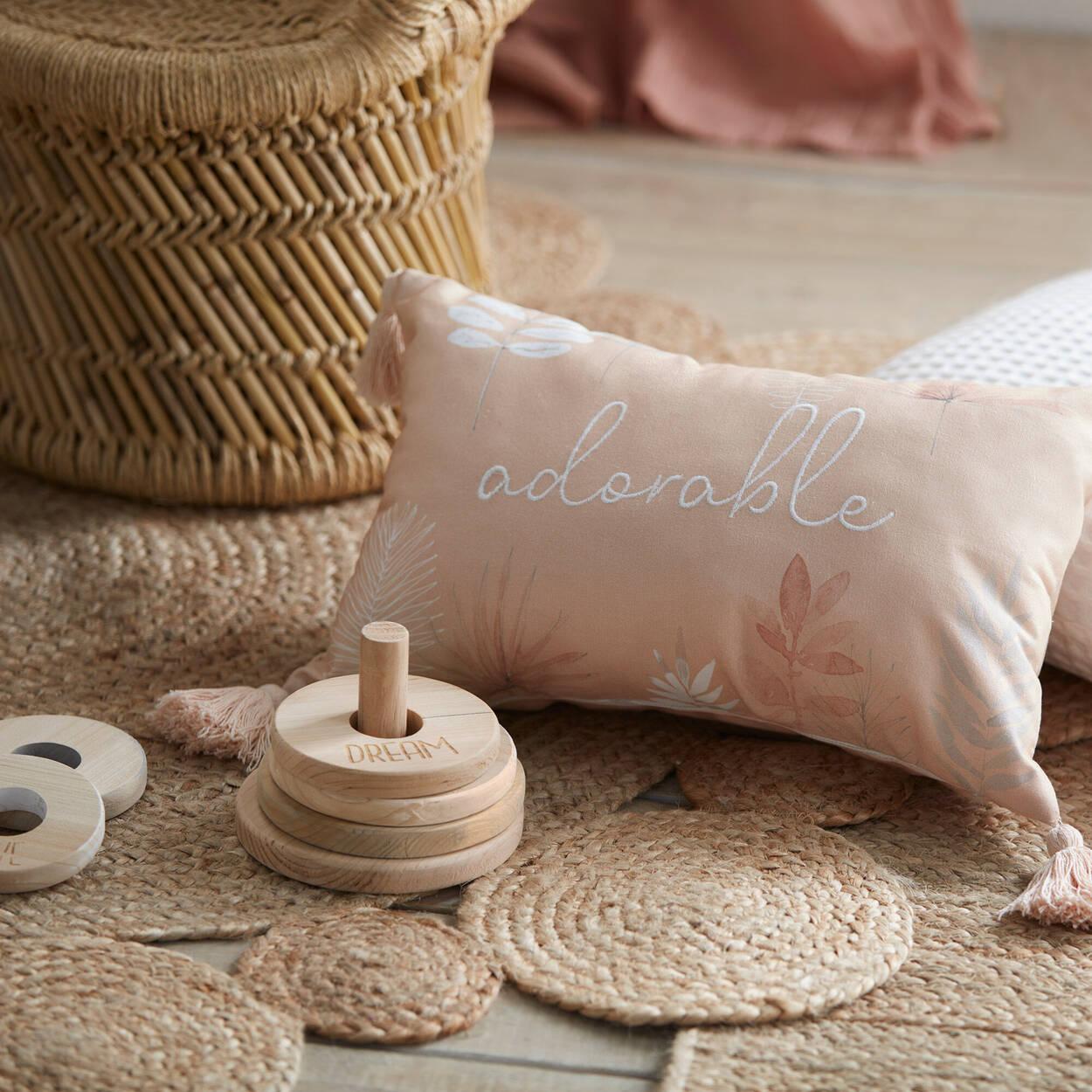 Jeneva Lumbar Decorative Pillow 10 X 16 Bouclair Com