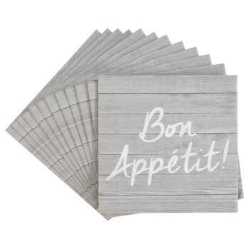 Set of 20 Table Napkins