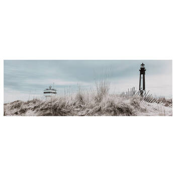 Lighthouse Printed Canvas