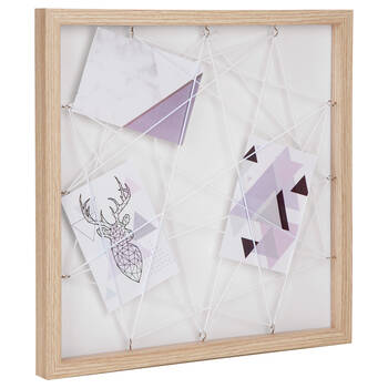Memo Board with Strings