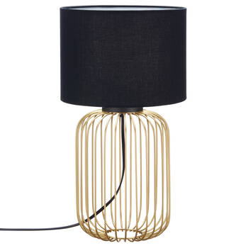 Gold Wire Table Lamp