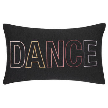 "Estela Dance Decorative Lumbar Pillow 13"" x 22"""