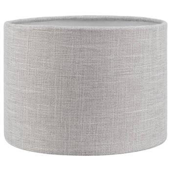 Abat-jour rond en tissu Chita