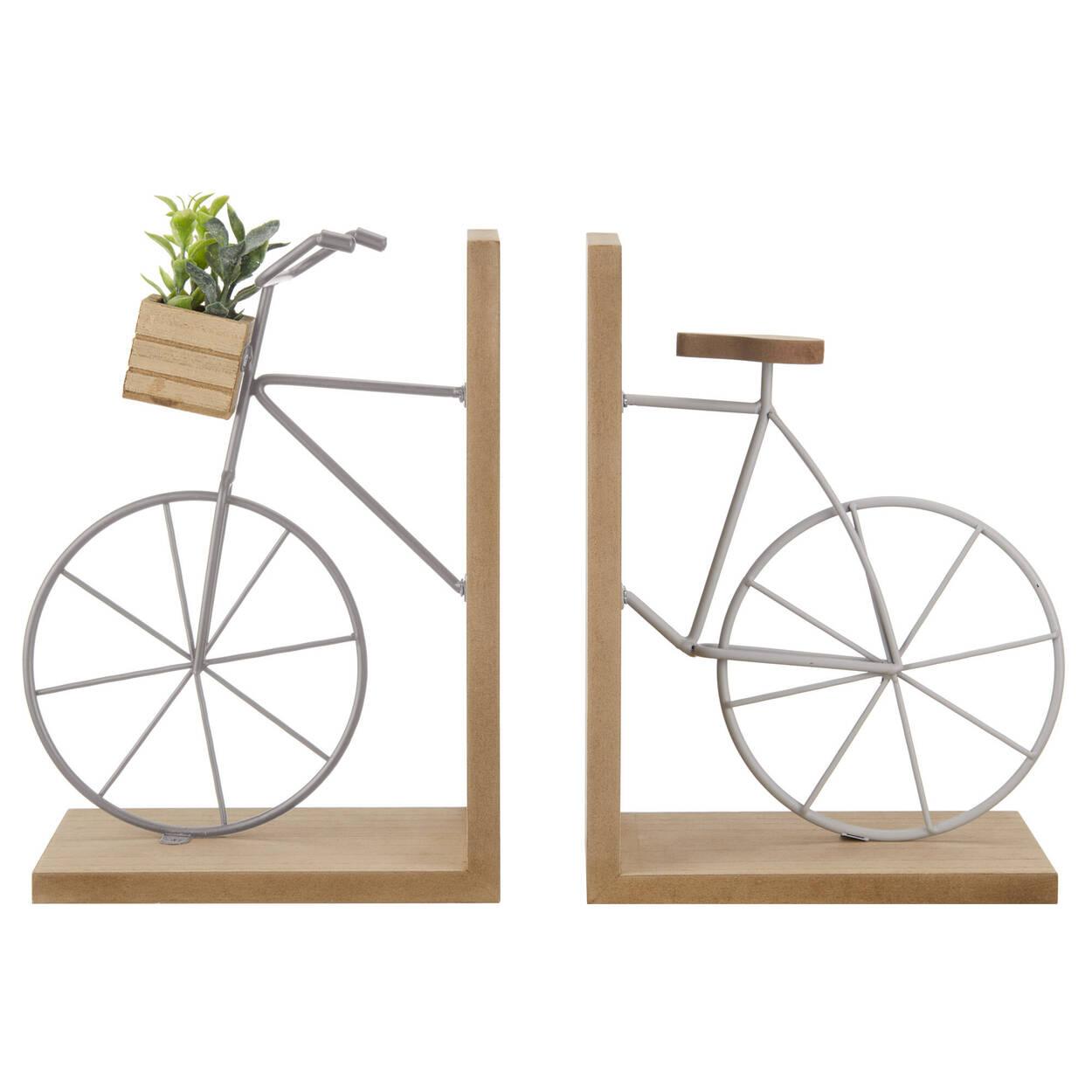Serre-livres Bicyclette