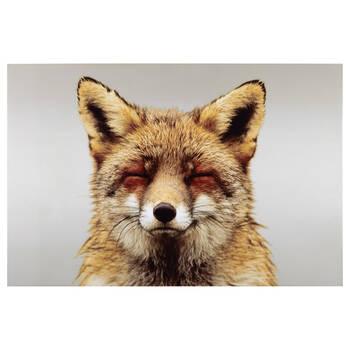 Fox Printed Canvas