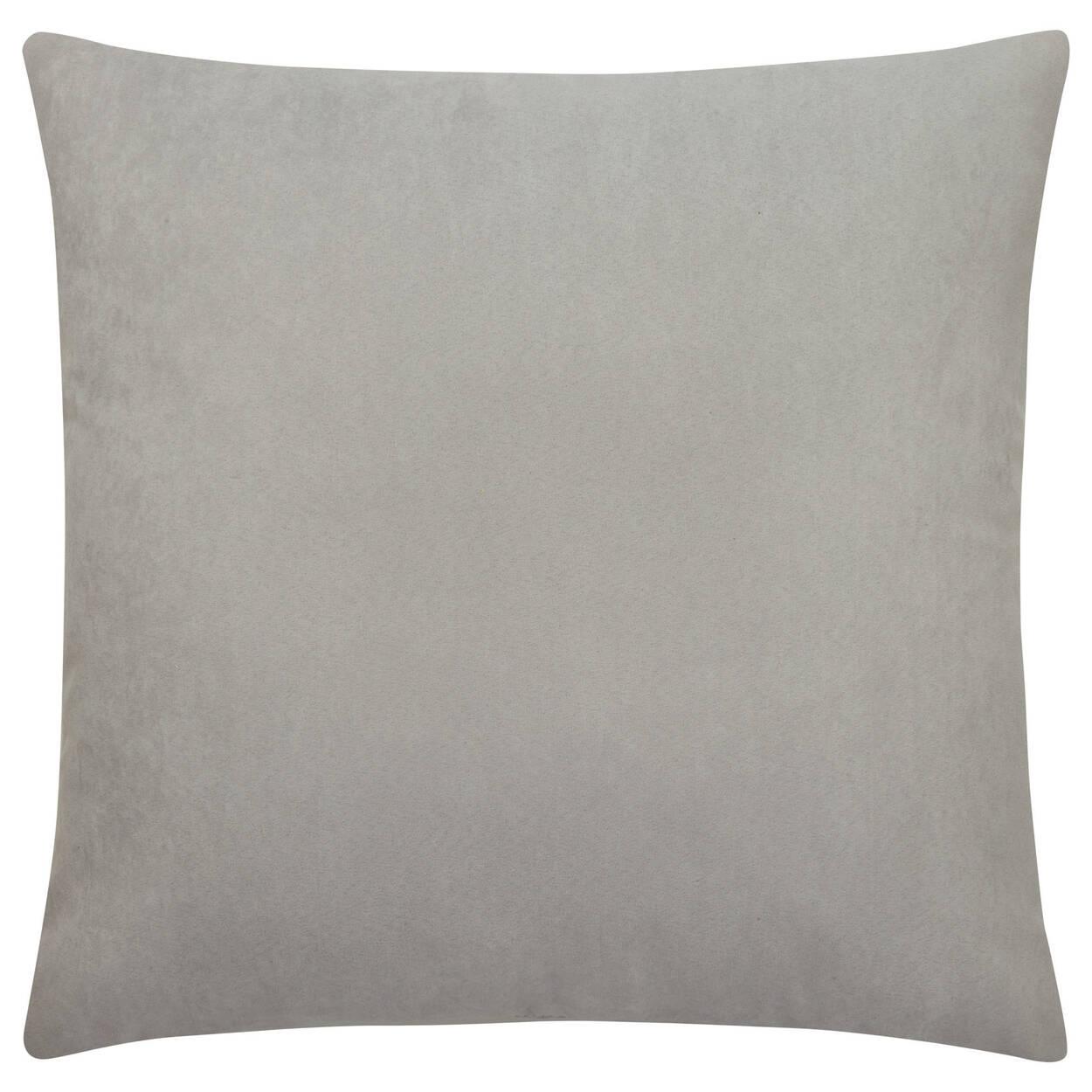 "Garrett Faux Suede Decorative Pillow 22"" X 22"""