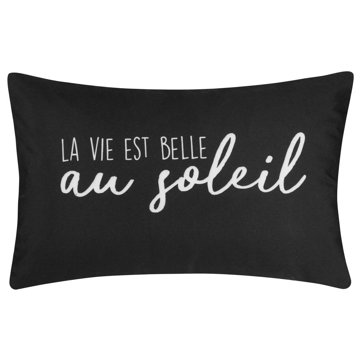 "In The Sun Water-Repellent Decorative Lumbar Pillow 13"" X 20"""