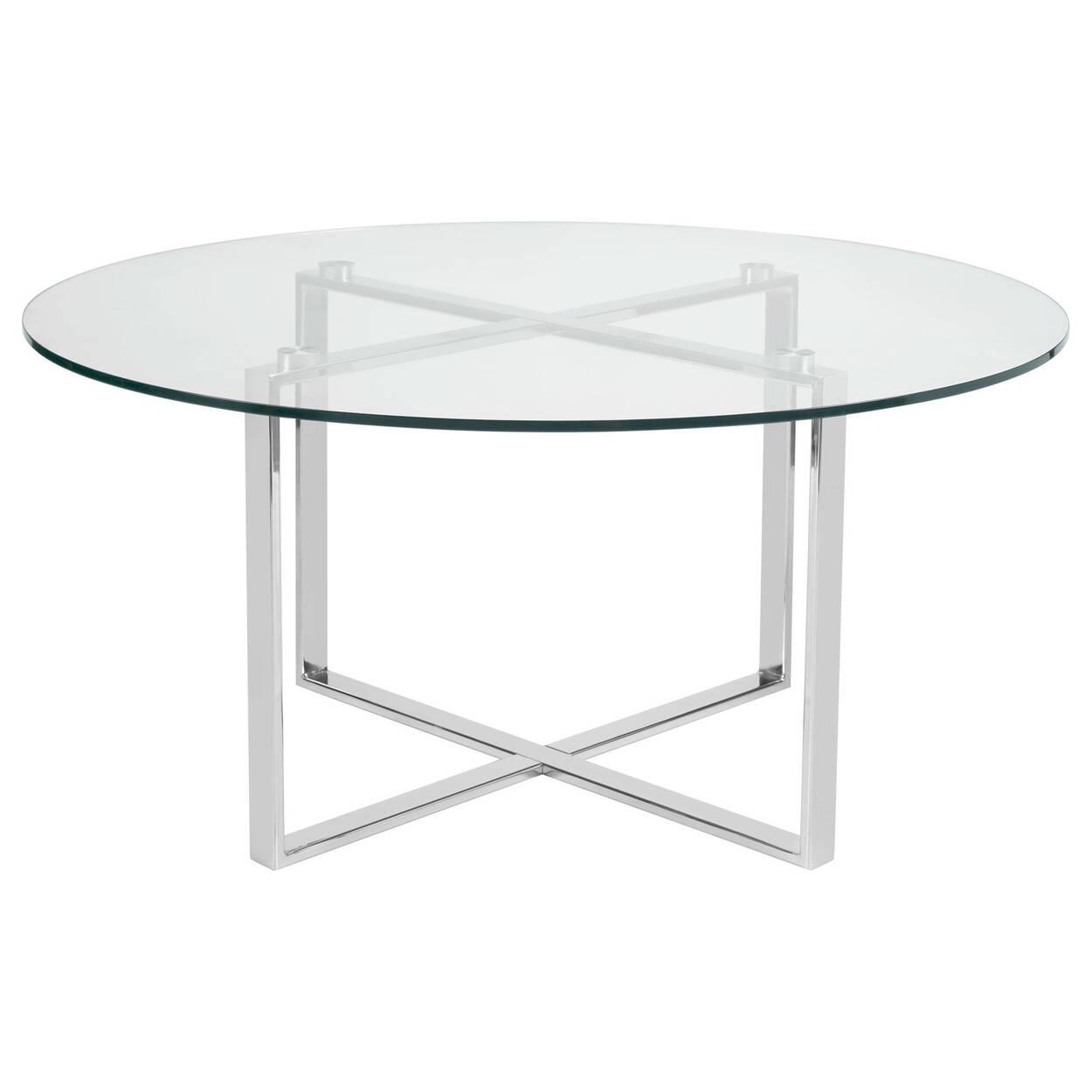 taille 40 336a0 bc16a Table basse en verre et en métal