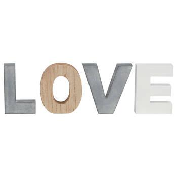 Lettres décoratives Love