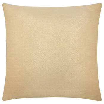 "Zoya Sequined Star Decorative Pillow 17"" X 17"""