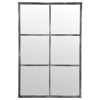 Windowpane Mirror