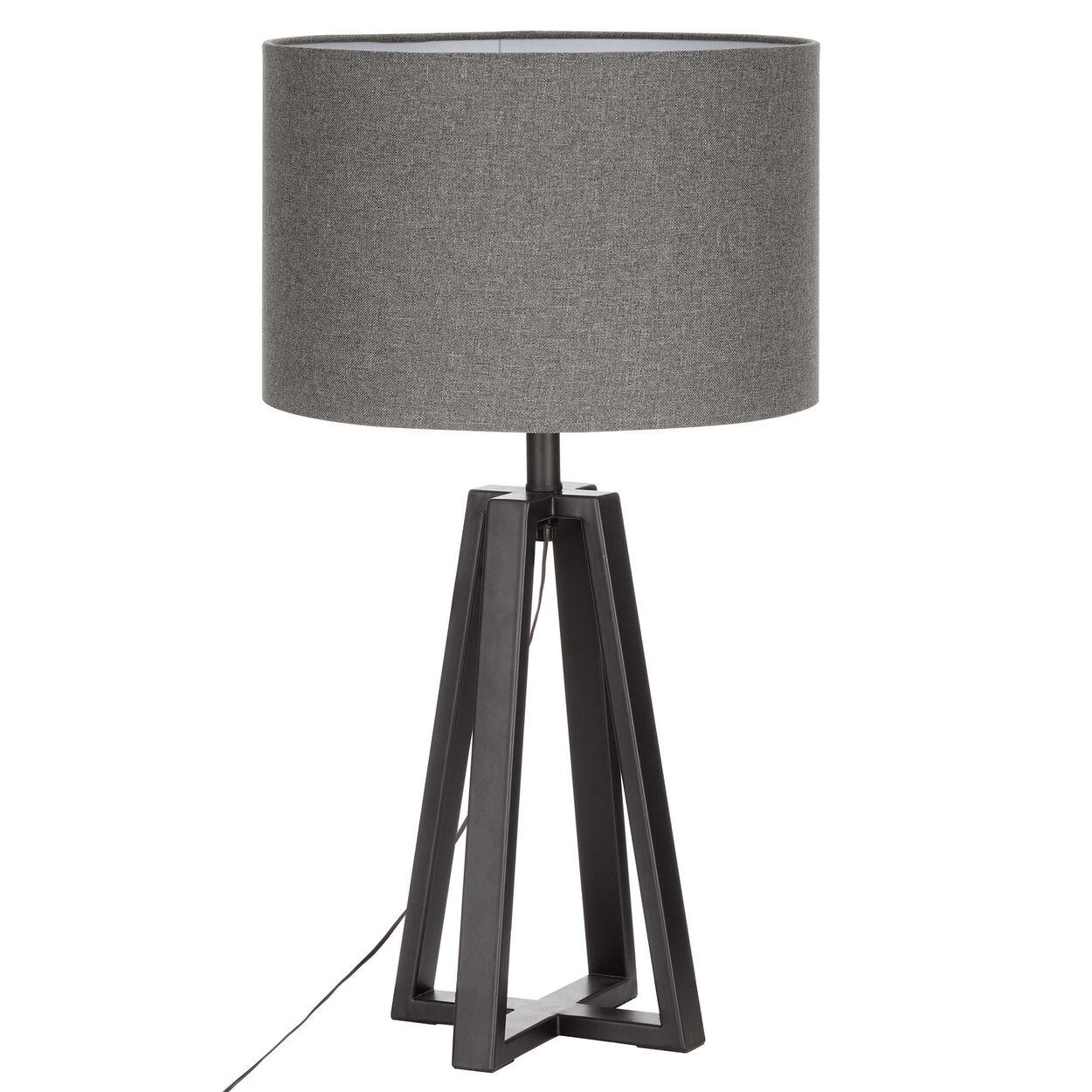 metal lighting. Geometric Metal Table Lamp Lighting N