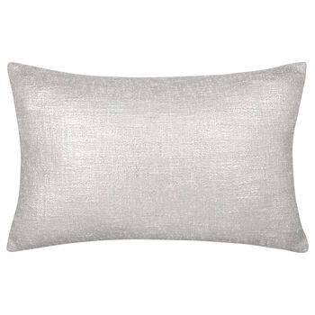 "Argento Lumbar Decorative Pillow 13"" X 20"""